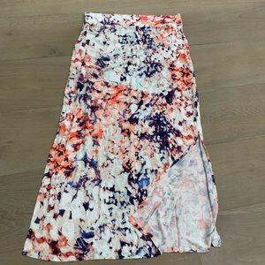 a.n.a. Petite maxi skirt